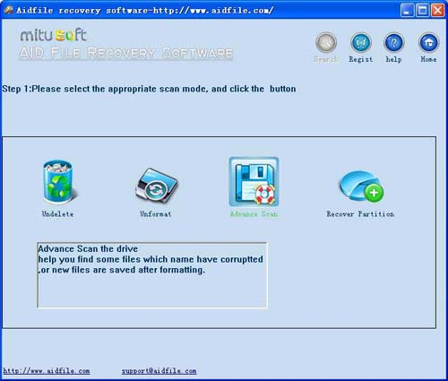 Recover a Raw Partition